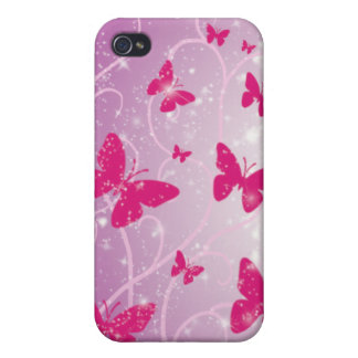 Butterfly Fantasy iPhone Case iPhone 4/4S Covers