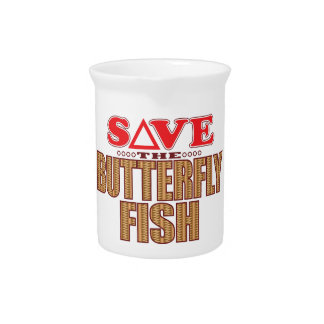 Butterfly Fish Save Pitcher