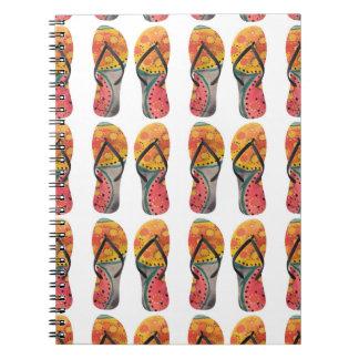 Butterfly - FlipFlops - Notebook