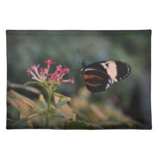 Butterfly & Flower American MoJo Placemat