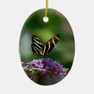 Butterfly & flower ornament/wall hanging christmas ornament