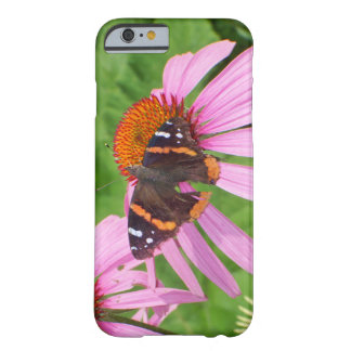 Butterfly & Flowers iPhone Case
