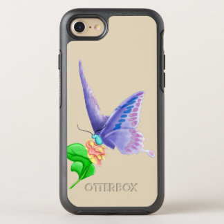 Butterfly Flowers Otterbox Cases