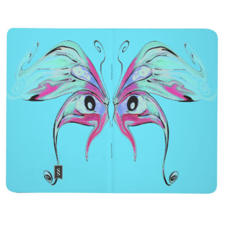 BUTTERFLY FLYING JOURNAL Wings