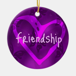 Butterfly Friendship Ornament