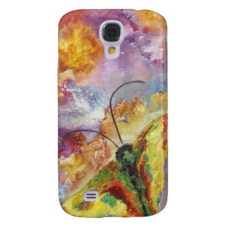 Butterfly Galaxy S4 Cases