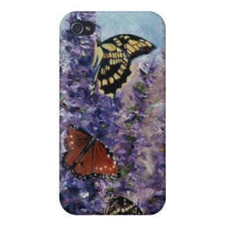 Butterfly Garden IPhone 4 Case