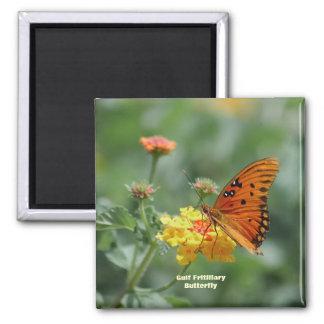 Butterfly Garden Refrigerator Magnets