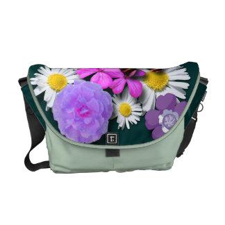 Butterfly Garden Courier Bag