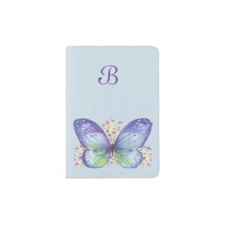 Butterfly Garden Passport Holder