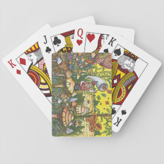 Butterfly Garden Playing Cards