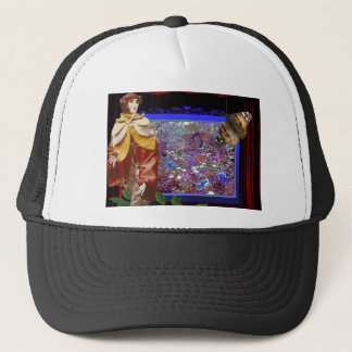Butterfly-garden Trucker Hat