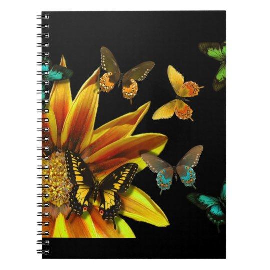 Butterfly Gardens Notebook