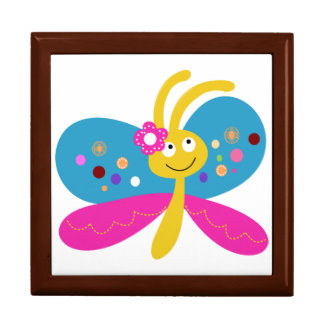 Butterfly Jewelry Boxes