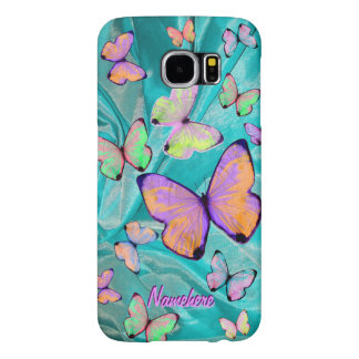 Butterfly Girly Case! Add Name! BFF, Daughter Gift