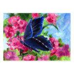 Butterfly Glory aceo Art Card Pack Of Chubby Business Cards