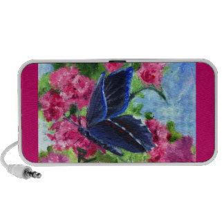 Butterfly Glory aceo Speaker
