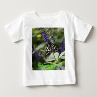 Butterfly - GO GREEN! Baby T-Shirt