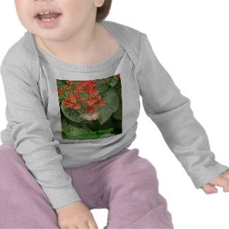 Butterfly - GO GREEN Tee Shirt