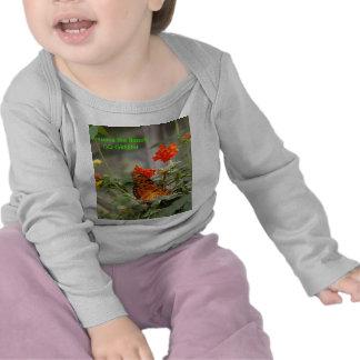 Butterfly - GO GREEN! Shirt