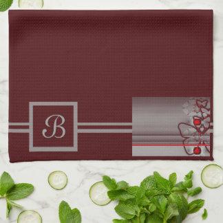 Butterfly Grace Kitchen Towels