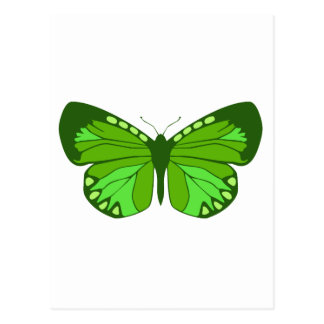 Butterfly Greens Postcards