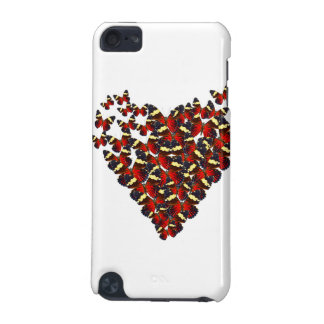 Butterfly heart iPod touch (5th generation) case