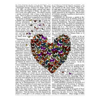 Butterfly Heart Postcard