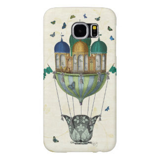 Butterfly House 2 Samsung Galaxy S6 Cases