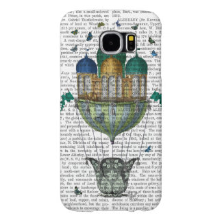 Butterfly House Samsung Galaxy S6 Cases