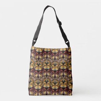 Butterfly Hugs - All-Over-Print Cross Body Tote