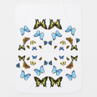 Butterfly image for Baby-Blanket Baby Blanket