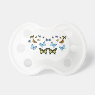 Butterfly image for Pacifier