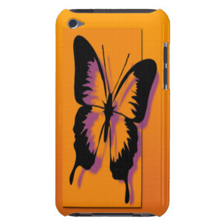 Butterfly in Oranges iPod Touch Covers