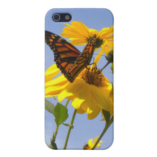 Butterfly in the Sky iPhone 5 case
