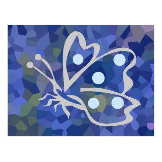 Butterfly Inside Series 2 Postcard