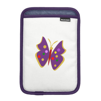 Butterfly iPad Mini Sleeve