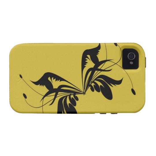 Butterfly iPhone 4/4S Cases