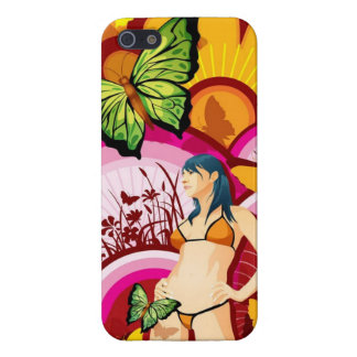 Butterfly - iPhone 5 Case