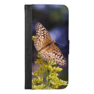 Butterfly iPhone 6/6s Plus Wallet Case