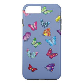 butterfly  iPhone 8 Plus/7 Plus, Tough Phone Case