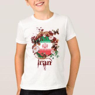 Butterfly Iran T-Shirt