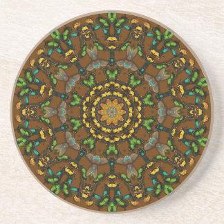 Butterfly Kaleidoscope Coaster