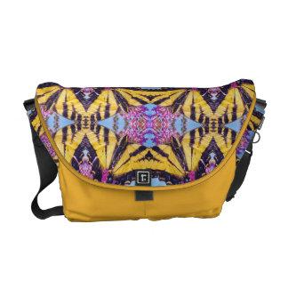 Butterfly Kaleidoscope Commuter Bag