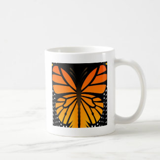 Butterfly Kisses Floral Angel Graphic Design Mugs