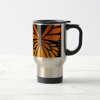 Butterfly Kisses Floral Angel Graphic Design Mug