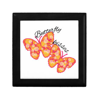 Butterfly Kisses Trinket Boxes