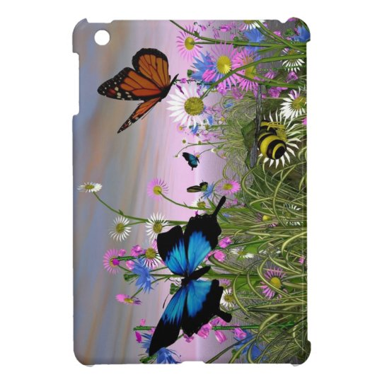 Butterfly Kisses iPad Mini Case