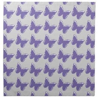 Butterfly Lilac American MoJo Napkin