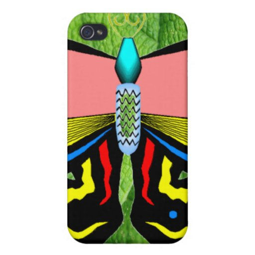 BUTTERFLY - LIVE LAUGH LOVE iPhone 4/4S COVER